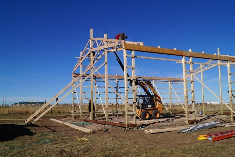 Tips on Building a Pole Barn