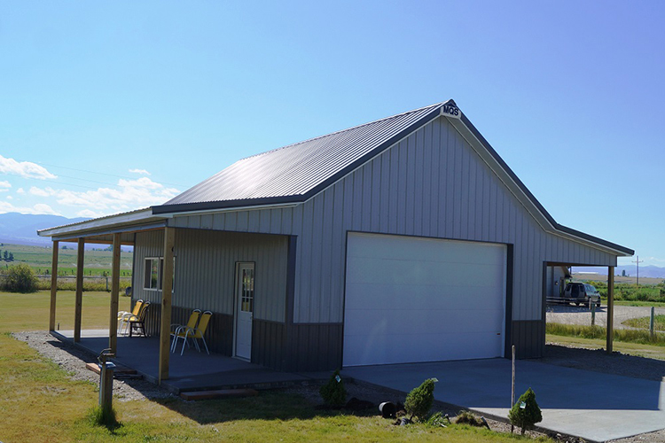 Sustainable Features of Pole Barns